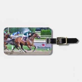 Pulling G's by Curlin Luggage Tag