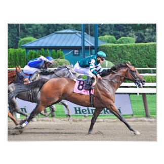 Pulling G's by Curlin Photo Print