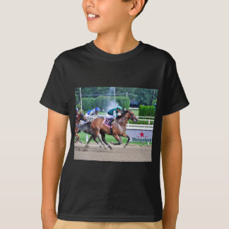 Pulling G's by Curlin T-Shirt