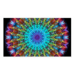 Pulling In kaleidoscope Double-Sided Standard Business Cards (Pack Of 100)