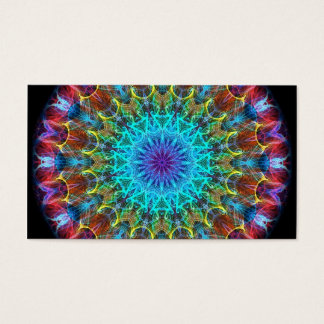 Pulling In kaleidoscope Business Card