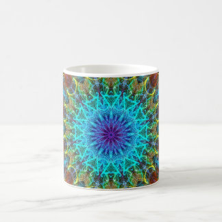 Pulling In kaleidoscope Coffee Mug