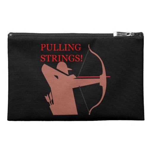 Pulling Strings Travel Accessory Bags