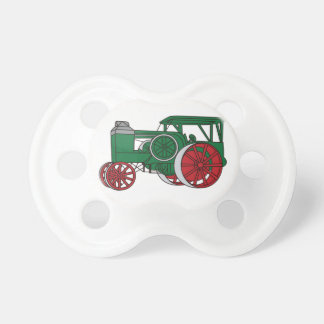 Pulling Tractor Pacifier