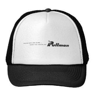 Pullman Sleeping Car for Overnight Train Travel Trucker Hat