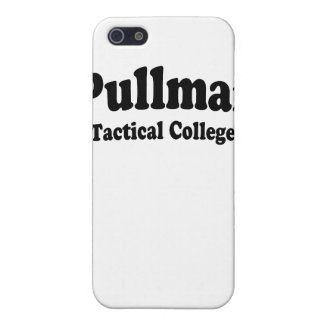 Pullman Tactical College iPhone 5 Cases