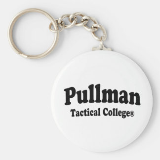 Pullman Tactical College Keychain