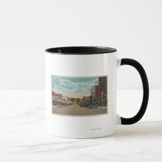 Pullman, WAView of Main StreetPullman, WA Mug