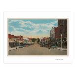 Pullman, WAView of Main StreetPullman, WA Postcard