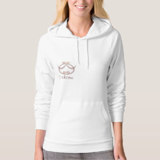 Pullover Hoodies For Women With African Symbols