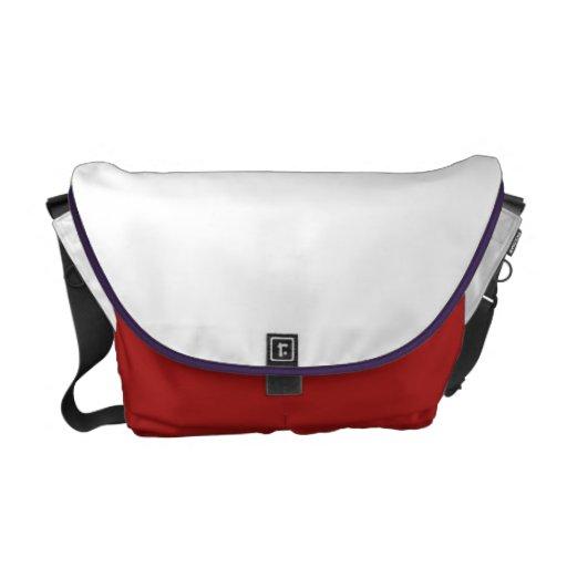 Pulmonary Fibrosis Awareness Messenger Bag