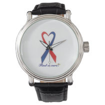 Pulmonary Fibrosis Awareness watch