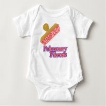 Pulmonary Fibrosis Baby Bodysuit
