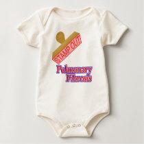 Pulmonary Fibrosis Baby Bodysuit
