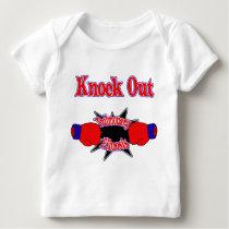 Pulmonary Fibrosis Baby T-Shirt