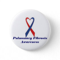 Pulmonary Fibrosis Button