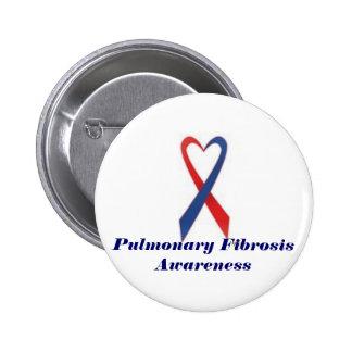 Pulmonary Fibrosis Button