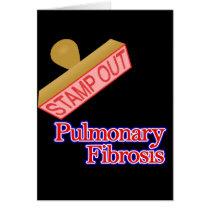 Pulmonary Fibrosis Card