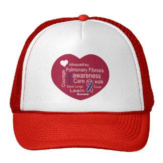 Pulmonary Fibrosis Disease Awareness Cap/Hat