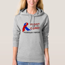 Pulmonary Fibrosis Fight for the Cure Hoodie