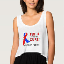 Pulmonary Fibrosis Fight for the Cure Tank Top