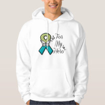 Pulmonary Fibrosis For My Hero Hoodie