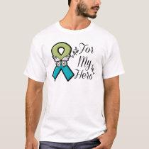 Pulmonary Fibrosis For My Hero T-Shirt