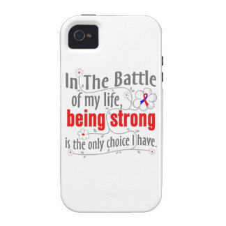 Pulmonary Fibrosis In the Battle Case-Mate iPhone 4 Cover