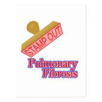 Pulmonary Fibrosis Postcard