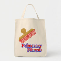 Pulmonary Fibrosis Tote Bag