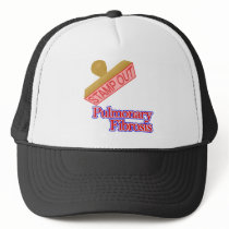 Pulmonary Fibrosis Trucker Hat