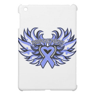 Pulmonary Hypertension Awareness Heart Wings iPad Mini Cover