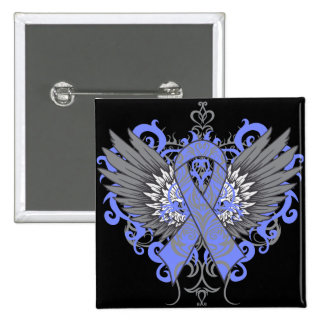 Pulmonary Hypertension Cool Wings Buttons