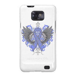 Pulmonary Hypertension Cool Wings Samsung Galaxy S2 Cover