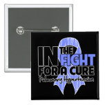 Pulmonary Hypertension In The Fight For a Cure 2 Inch Square Button