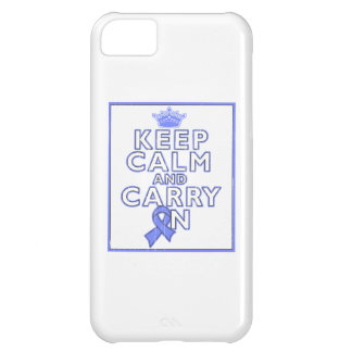 Pulmonary Hypertension Keep Calm and Carry ON Cover For iPhone 5C
