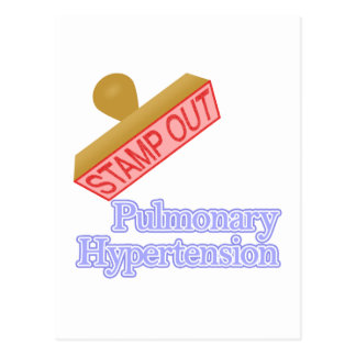 Pulmonary Hypertension Postcard