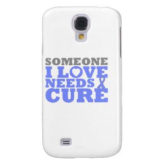Pulmonary Hypertension Someone I Love Needs A Cure HTC Vivid Cover