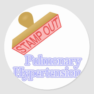Pulmonary Hypertension Stickers