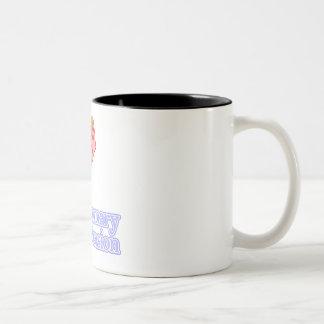 Pulmonary Hypertension Two-Tone Coffee Mug