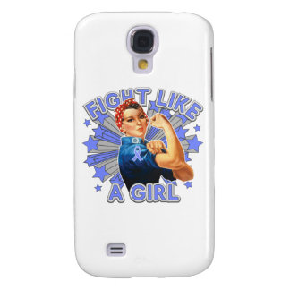 Pulmonary Hypertension Vintage Rosie Fight Galaxy S4 Covers