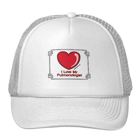 Pulmonologist Trucker Hat