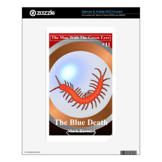 Pulp Ebook Series Cover Promotional Item Skins For The NOOK Color