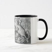 pulp era Black Bird coffee mug