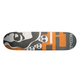 pulp one custom skateboard