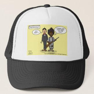 Pulp Rascals Trucker Hat