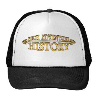 ¡Pulpa encima de la historia! ¡Casquillo de la his Gorras De Camionero