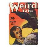 Pulpa extraña de los cuentos de Edgar Allan Poe de iPad Mini Carcasas