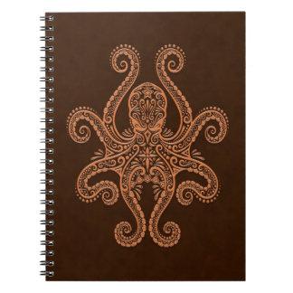 Pulpo complejo de Brown Cuadernos