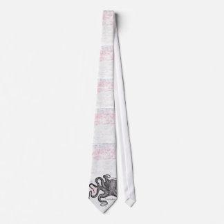 Pulpo Corbata Personalizada